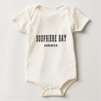 Body Para Bebê Baía Dominica de Soufriere