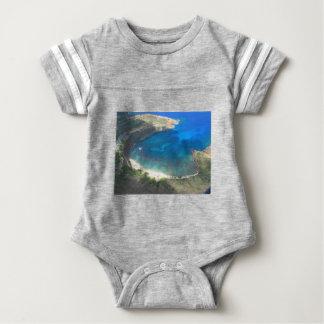 Body Para Bebê Baía Havaí de Hanauma