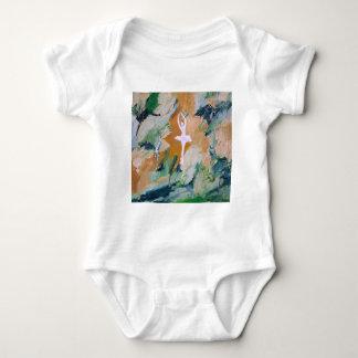 Body Para Bebê bailarina - 2 de setembro de 2012 .JPG