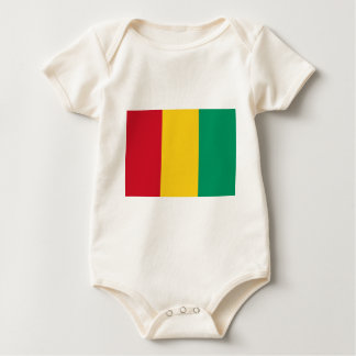 Body Para Bebê Baixo custo! Bandeira da Guiné