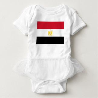Body Para Bebê Baixo custo! Bandeira de Egipto