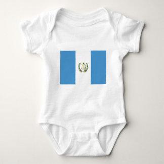 Body Para Bebê Baixo custo! Bandeira de Guatemala