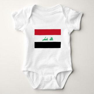 Body Para Bebê Baixo custo! Bandeira de Iraque
