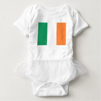 Body Para Bebê Baixo custo! Bandeira de Ireland