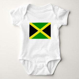 Body Para Bebê Baixo custo! Bandeira de Jamaica