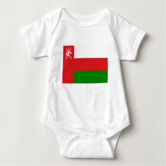 Body Para Bebê Baixo custo! Bandeira de Oman