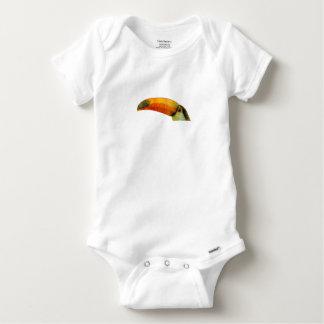 Body Para Bebê Baixo Toucan poli