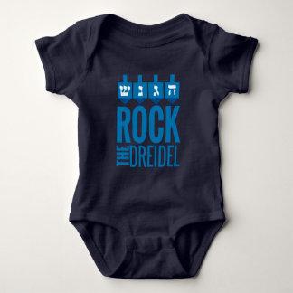 Body Para Bebê Balance o equipamento do bebê do dreidel