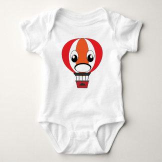 Body Para Bebê Balão quente