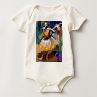 Body Para Bebê Balé - Dega