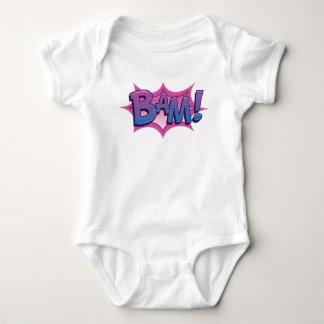 Body Para Bebê BAM cómico!