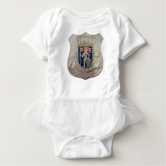 Body Para Bebê Bamberga Polizei