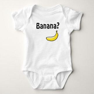 Body Para Bebê Banana?