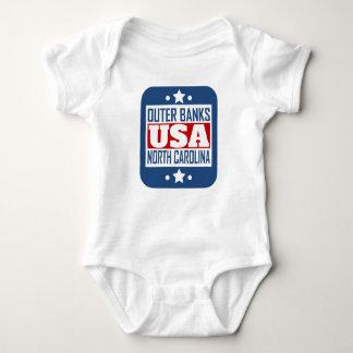 Body Para Bebê Bancos exteriores North Carolina EUA