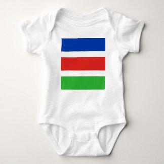 Body Para Bebê Bandeira de Laarbeek