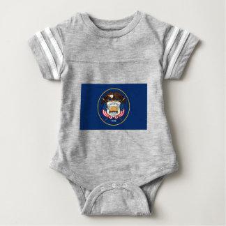 Body Para Bebê Bandeira de Utá