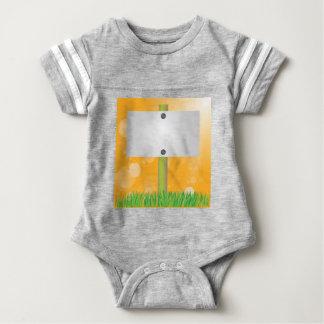 Body Para Bebê bandeira do verão