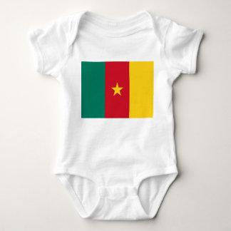 Body Para Bebê Bandeira nacional do mundo de República dos