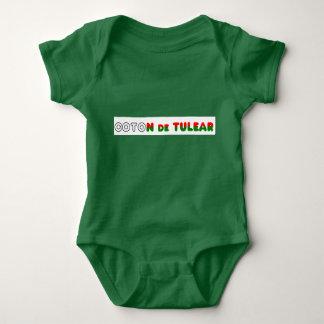 Body Para Bebê bandeira no algodão conhecido