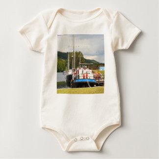 Body Para Bebê Barca do bar da pensão de Eagle, Scotland 2