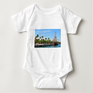 Body Para Bebê Barcelona