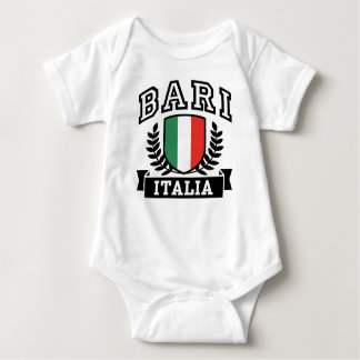 Body Para Bebê Bari Italia