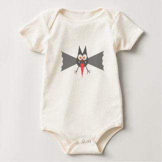 Body Para Bebê Bastão de vampiro por Chillee Wilson