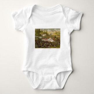 Body Para Bebê Batalha de guerra civil de Chickamauga por Kurz &