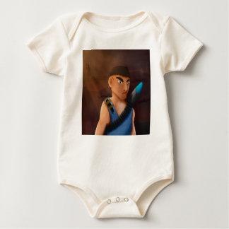 Body Para Bebê Batalha do lápis