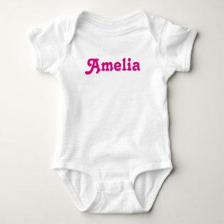 Body Para Bebê Bebê Amelia da roupa