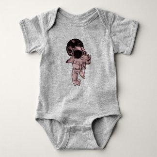 Body Para Bebê Bebê Astro
