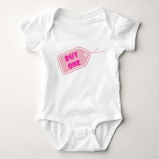 Body Para Bebê Bebê Buy1 gêmeo romper-cor-de-rosa