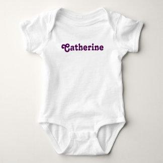 Body Para Bebê Bebê Catherine da roupa