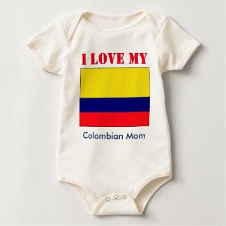 Body Para Bebê Bebê colombiano