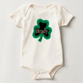 Body Para Bebê Bebê da família de Brady