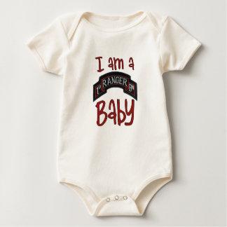 Body Para Bebê Bebê da guarda florestal
