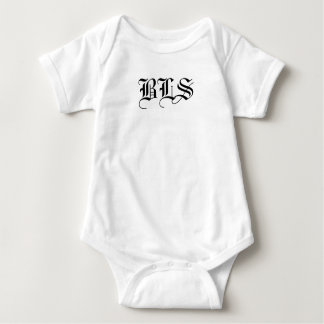 Body Para Bebê Bebê de BLS