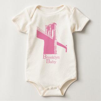 Body Para Bebê Bebê de Brooklyn