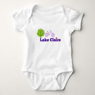 Body Para Bebê Bebê de Claire do lago