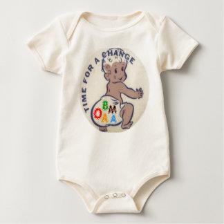 Body Para Bebê Bebê de Obama