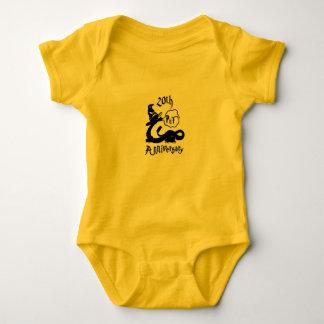 Body Para Bebê Bebê de PUF