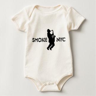 Body Para Bebê Bebê de Smokin