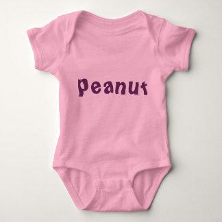 Body Para Bebê Bebé do amendoim ou equipamento do menino