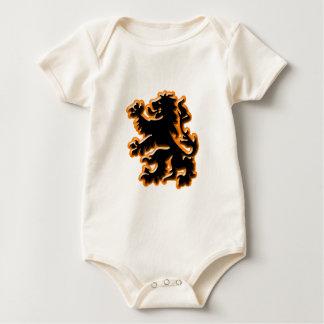 Body Para Bebê Bebê do campeonato do mundo