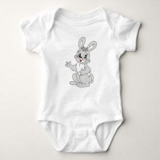 Body Para Bebê bebê do coelho