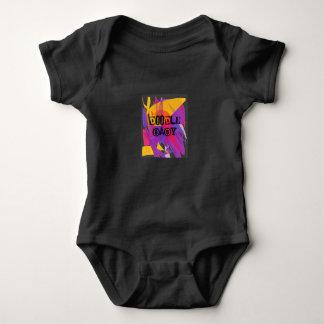Body Para Bebê Bebê do Doodle