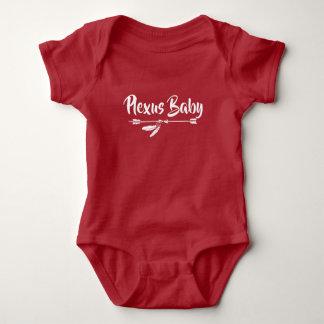Body Para Bebê Bebê do plexo