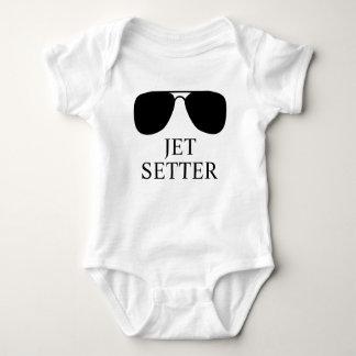 Body Para Bebê Bebê do setter do jato: Aperfeiçoe para seu