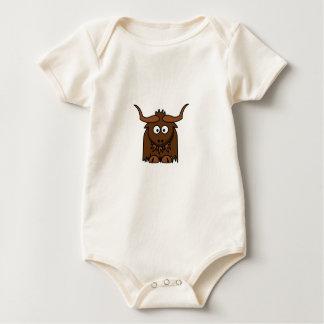Body Para Bebê bebê dos iaques