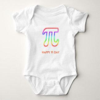 Body Para Bebê Bebê feliz Sciencist do dia | do PI